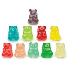 CBD edible gummy bears